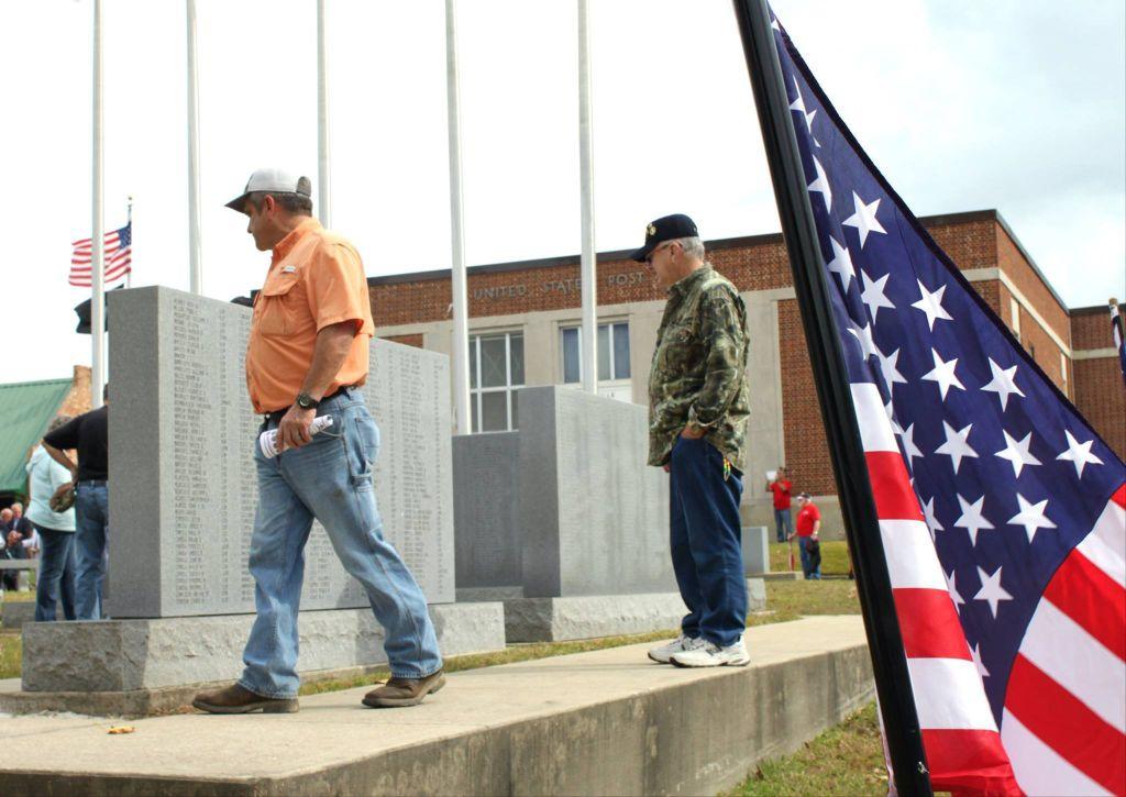 Veterans Day Leesville