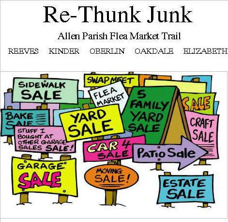 Re-Thunk Junk Allen Parish