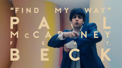 "Paul McCartney feat. Beck ""Find My Way"""