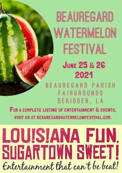 Beauregard Watermelon Festival