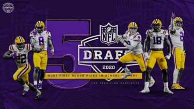 LSU Draft