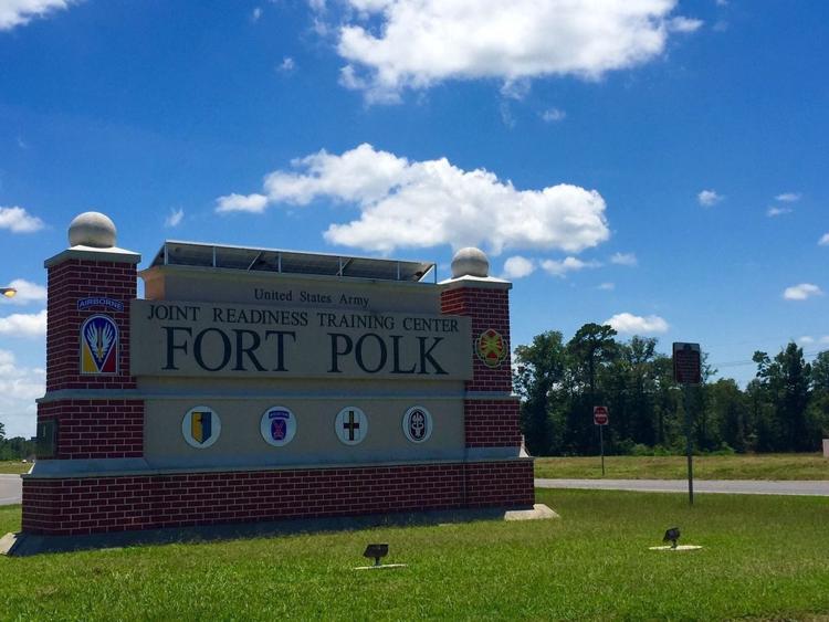 Fort Polk art