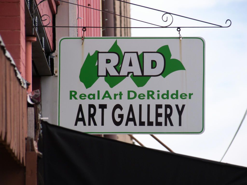 DeRidder gallery
