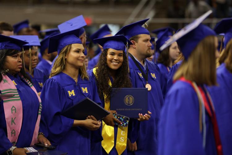 McNeese Graduation