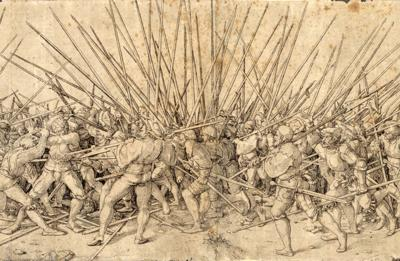 King's crusade against Huron