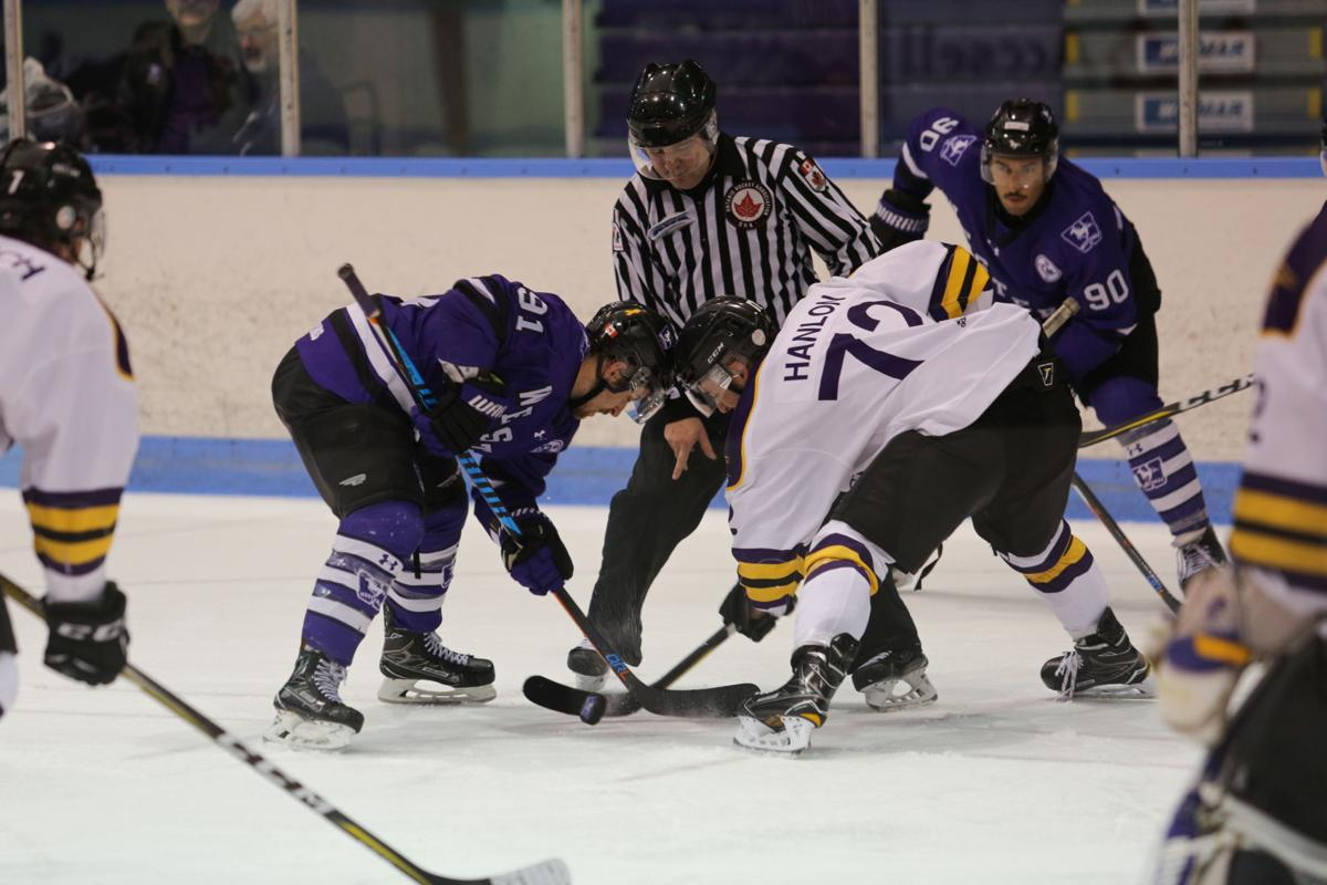 Men's Hockey vs Laurier 1
