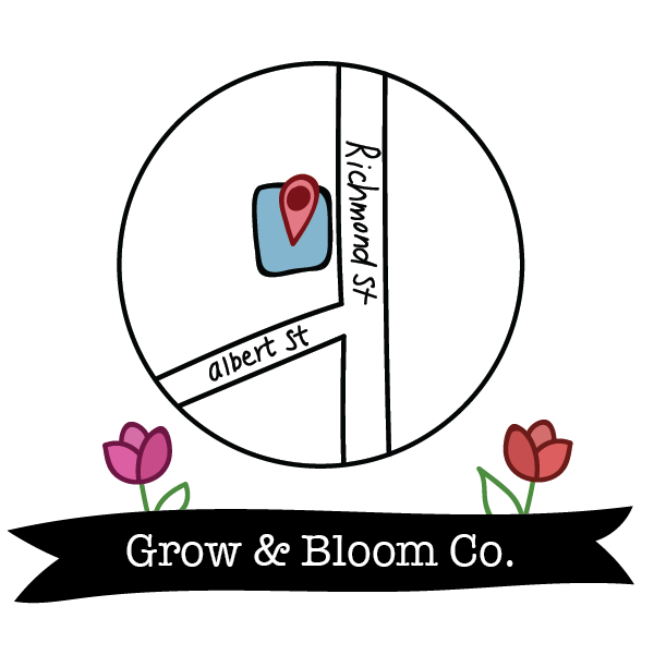 Local business - Grow & Bloom Co.