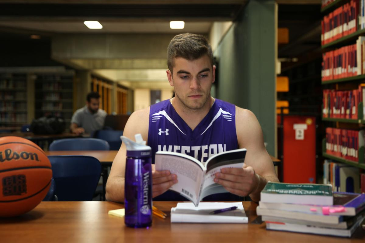 Balancing academics and athletics