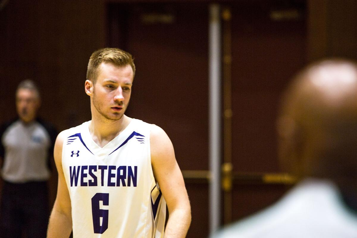 Alex Coote - The Engineer - Men's Basketball