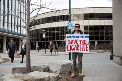 Save the cigs