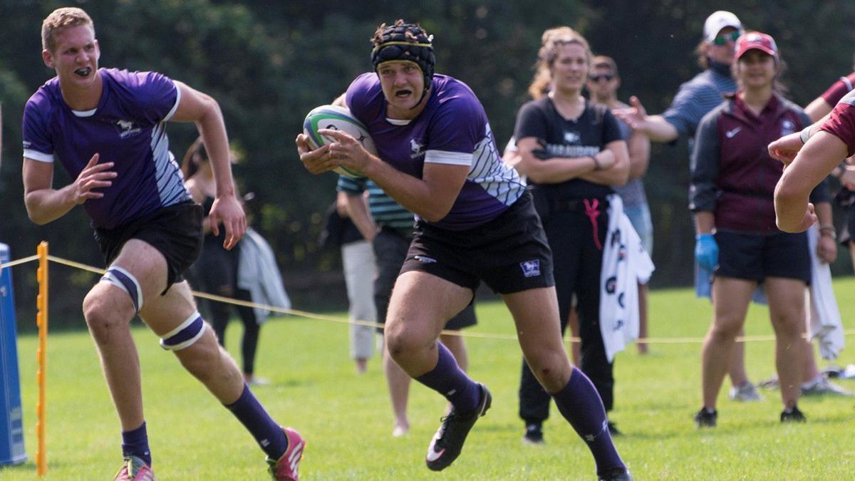 Mustangs Rugby Season opener