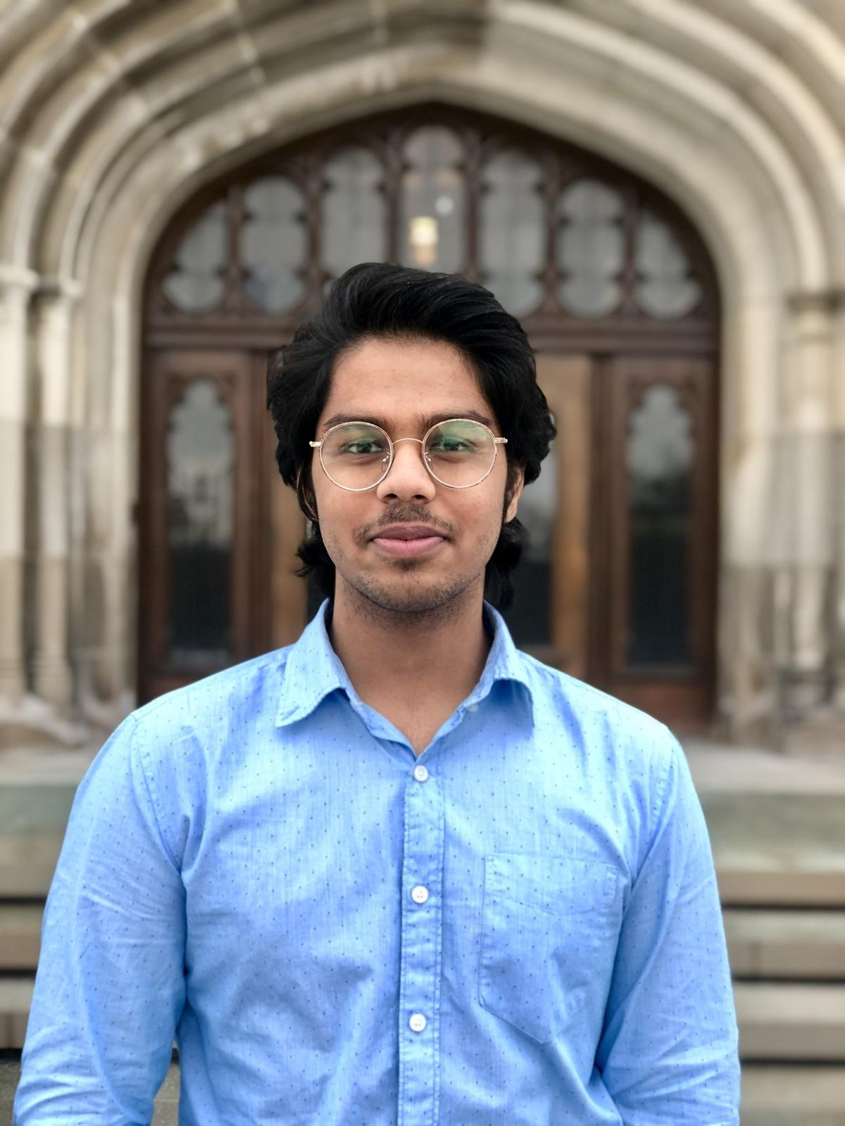 Muhammad Khalid - science councillor candidate