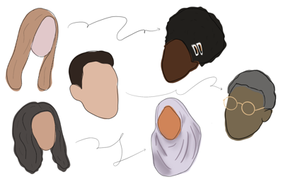 BIPOC Students on growing up around Eurocentric beauty standards (png)