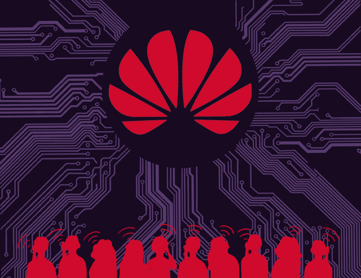 Huawei graphic (png)