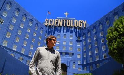 Louis Theroux, My Scientology Movie