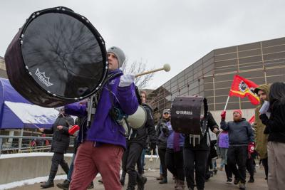 Anti-Ford Tuition Protest 15 (Photo)