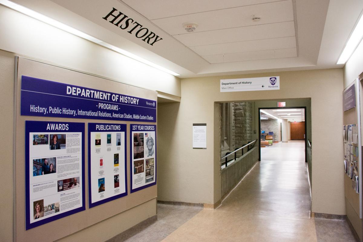 History department (Photo)