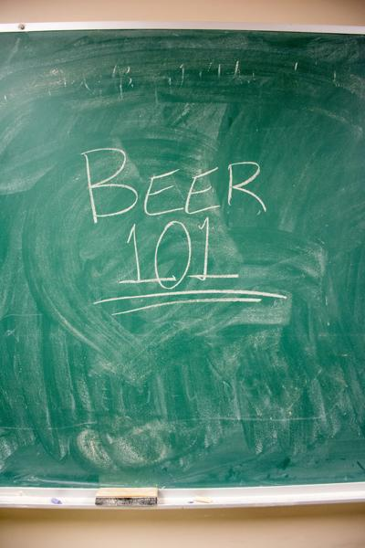 Beer course (Photo)