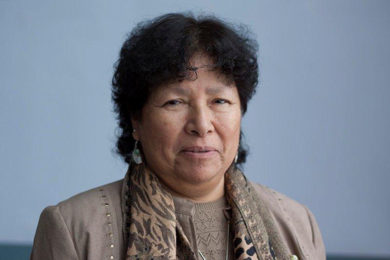 Myrna Kicknosway, Indigenous Elder