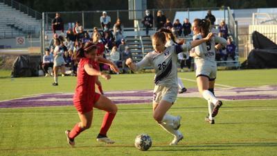 Women's soccer vs Brock