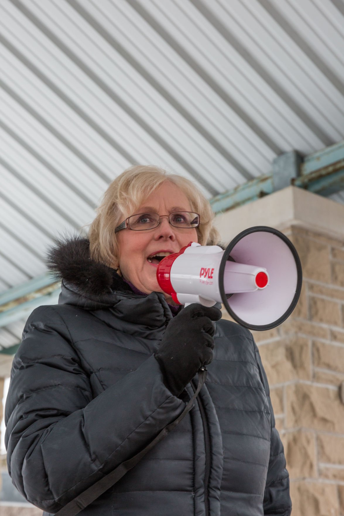 Anti-Ford Tuition Protest 12 (Photo)