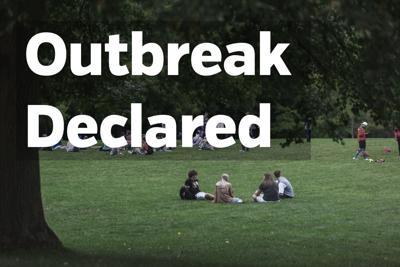 outbreak declared 2
