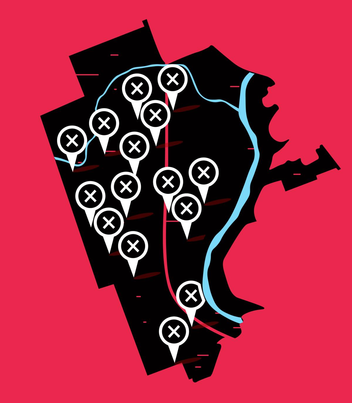 Safe city (Graphic)