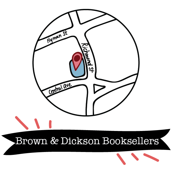 Local business - Brown & Dickson Booksellers