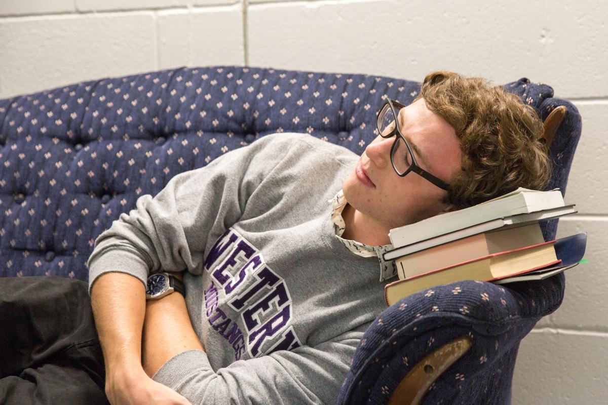 Sleeping Spoof (Photo)
