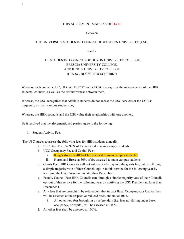 Affiliate Agreement 2017