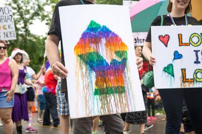 Pride Parade (photo 16, artwork)