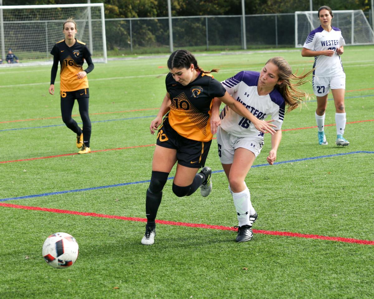 Womens Soccer Western vs Waterloo October 28