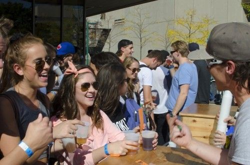 USC's Beerfest is the best fest