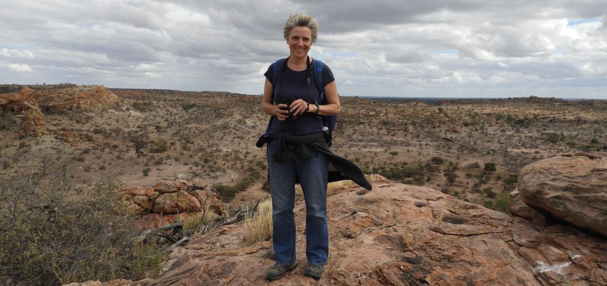 Liana Zanette (Poaching study)