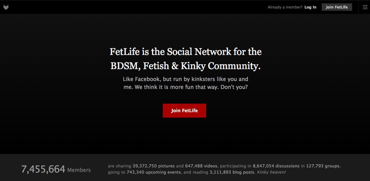 BDSM in London (Screenshot)