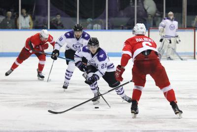 Men's hockey vs. McGill