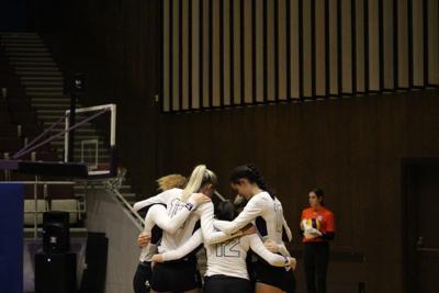 Volleyball, Nov. 23
