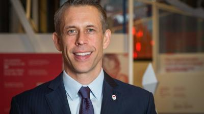 David Shoemaker-Canadian Olympic Committee CEO