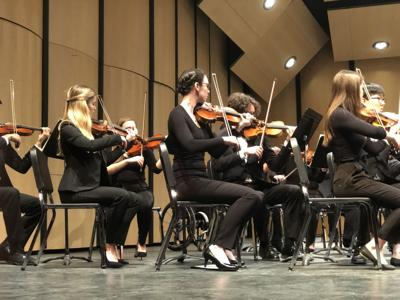 Western University Symphony Orchestra takes their final bow