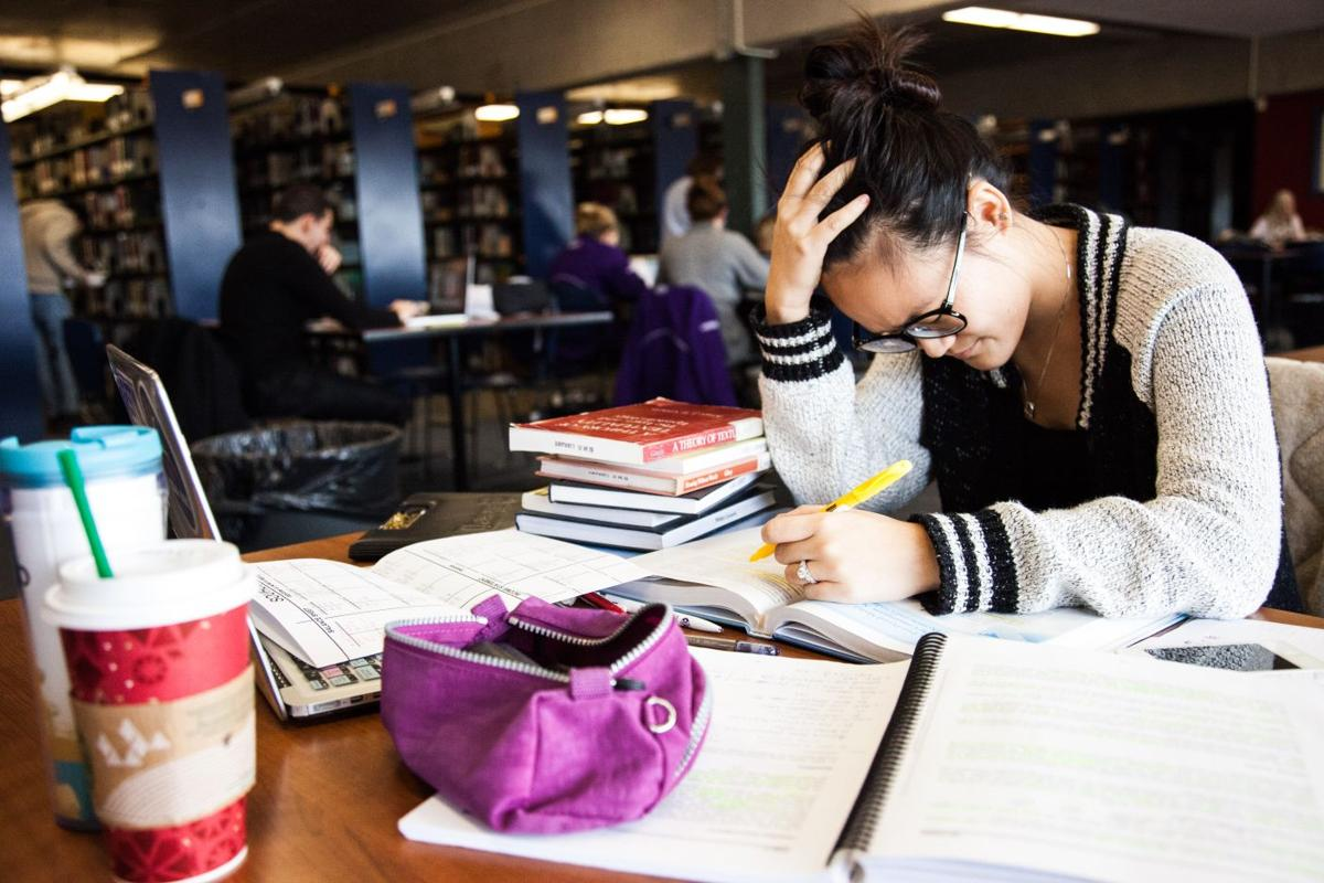 Donation funds extra counselling for exam period