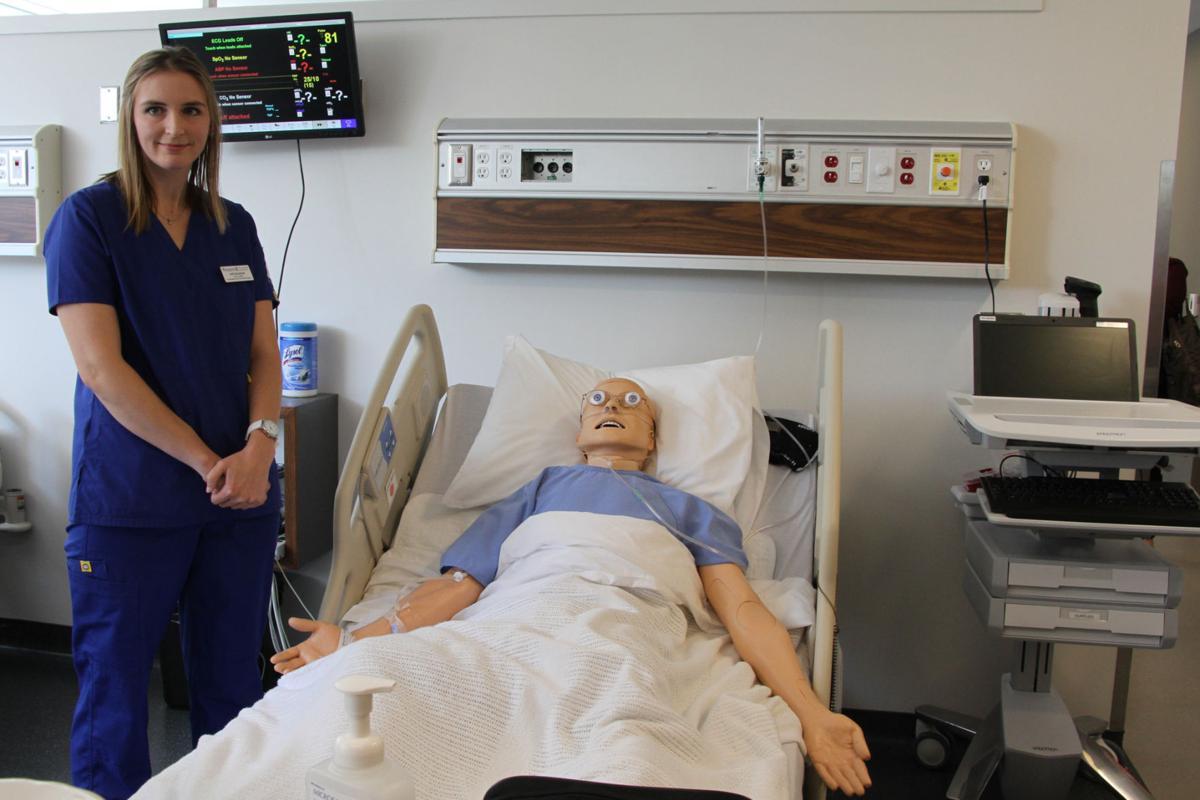 Roger nursing simultation