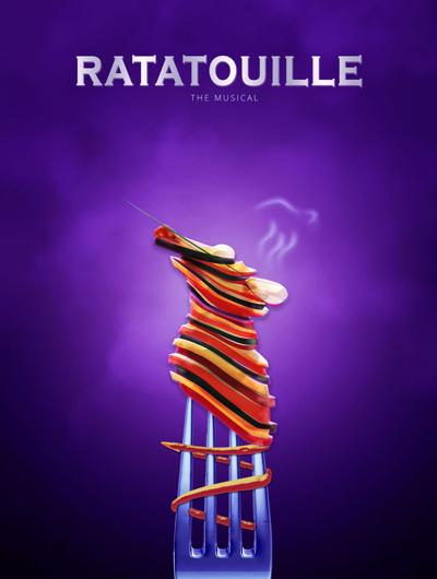 ratatouille the musical playbill