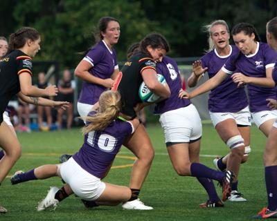 Women's Rugby vs Guelph (Photo)