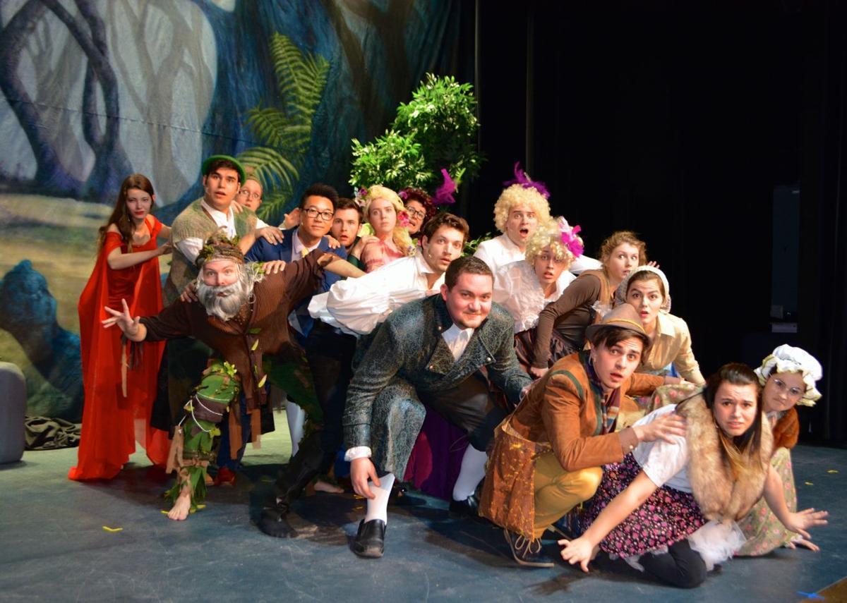 Theatre Western goes into the woods