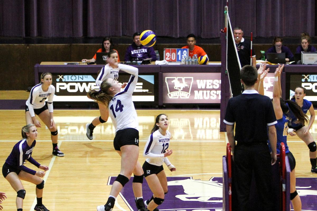 Women's Volleyball vs Lakefield (Image)