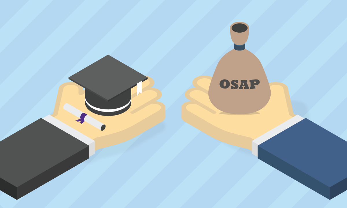 Ins and outs of OSAP
