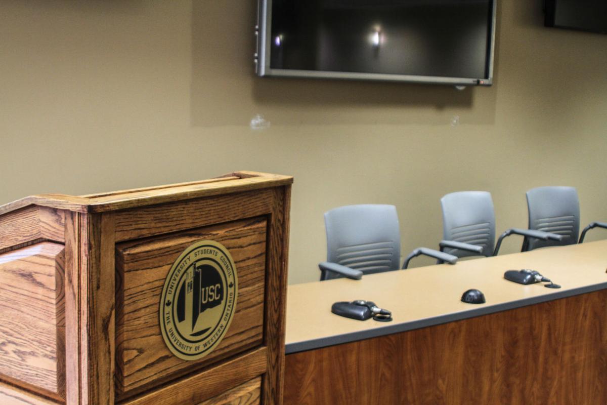usc podium stock