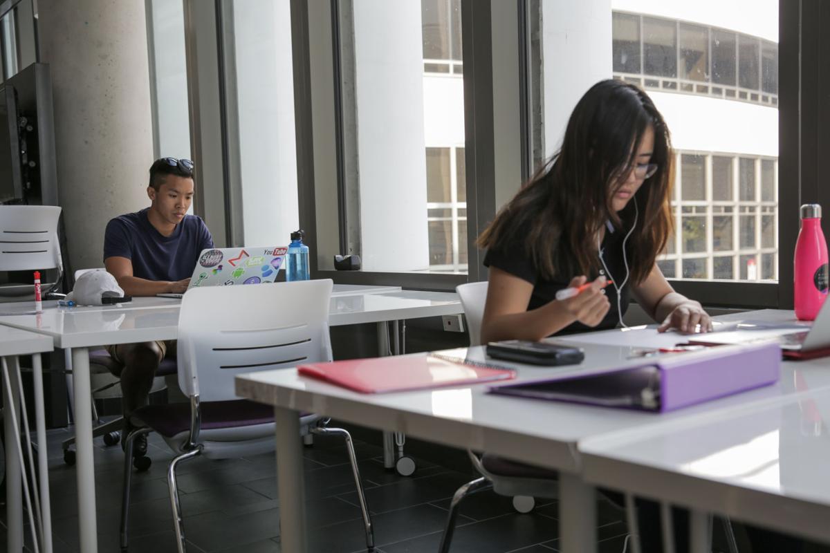 Propel, entrepreneurship, studying