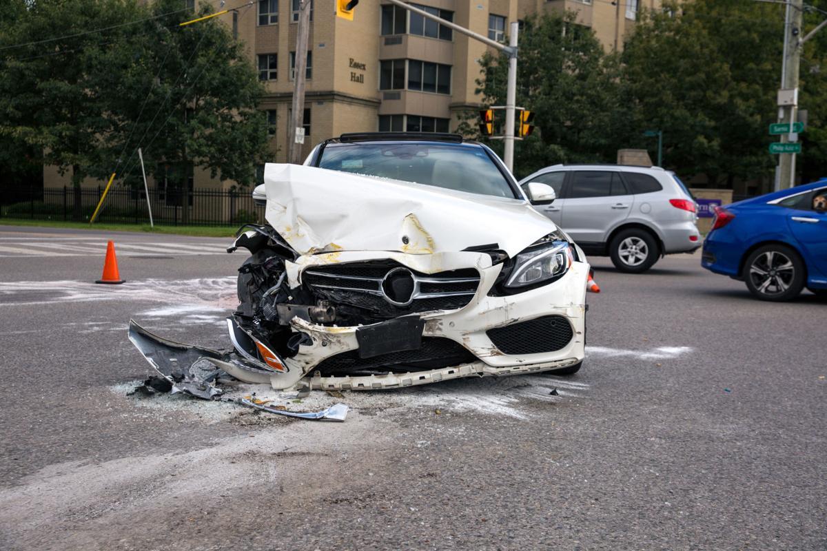 Sarnia and Western Car Crash - 5