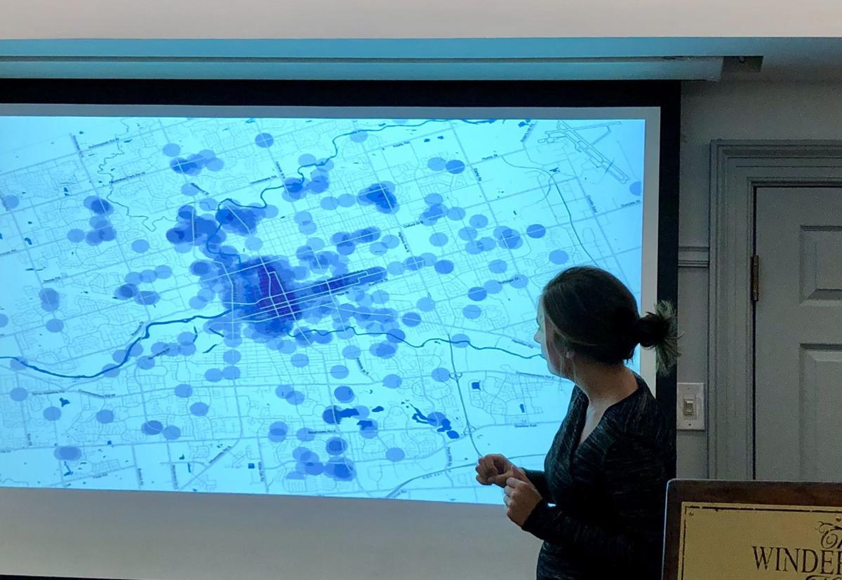 BPW Speaker Series Anova Safe City London